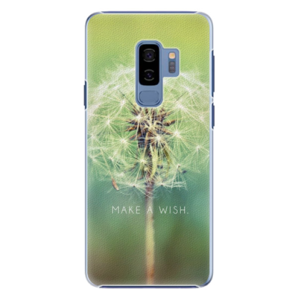Plastové pouzdro iSaprio - Wish - Samsung Galaxy S9 Plus