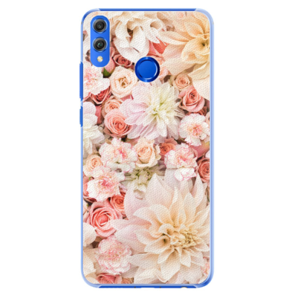 Plastové pouzdro iSaprio - Flower Pattern 06 - Huawei Honor 8X