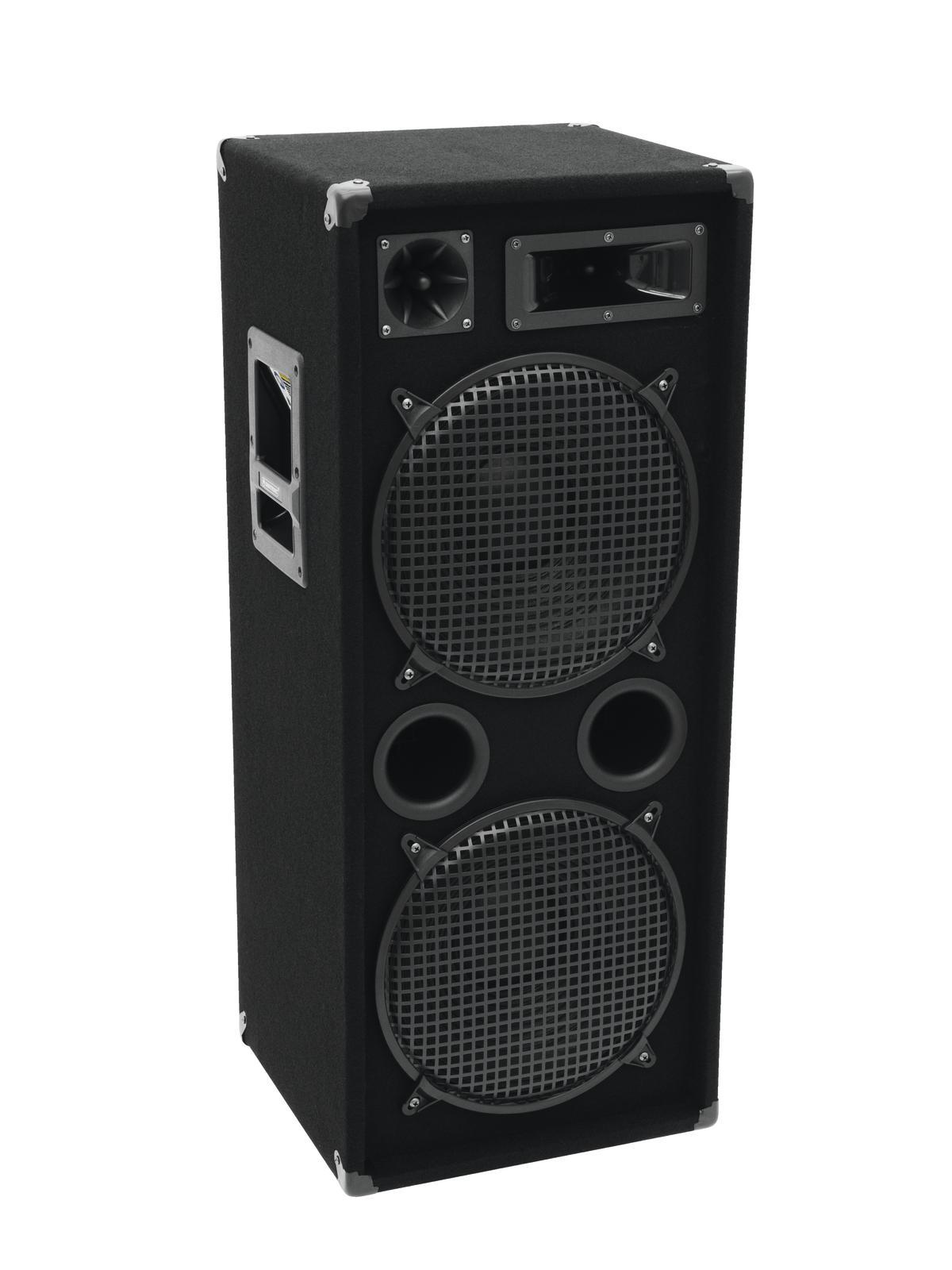 Omnitronic DX-2222, reprobox 400W