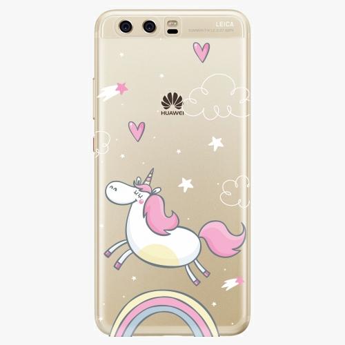 Plastový kryt iSaprio - Unicorn 01 - Huawei P10