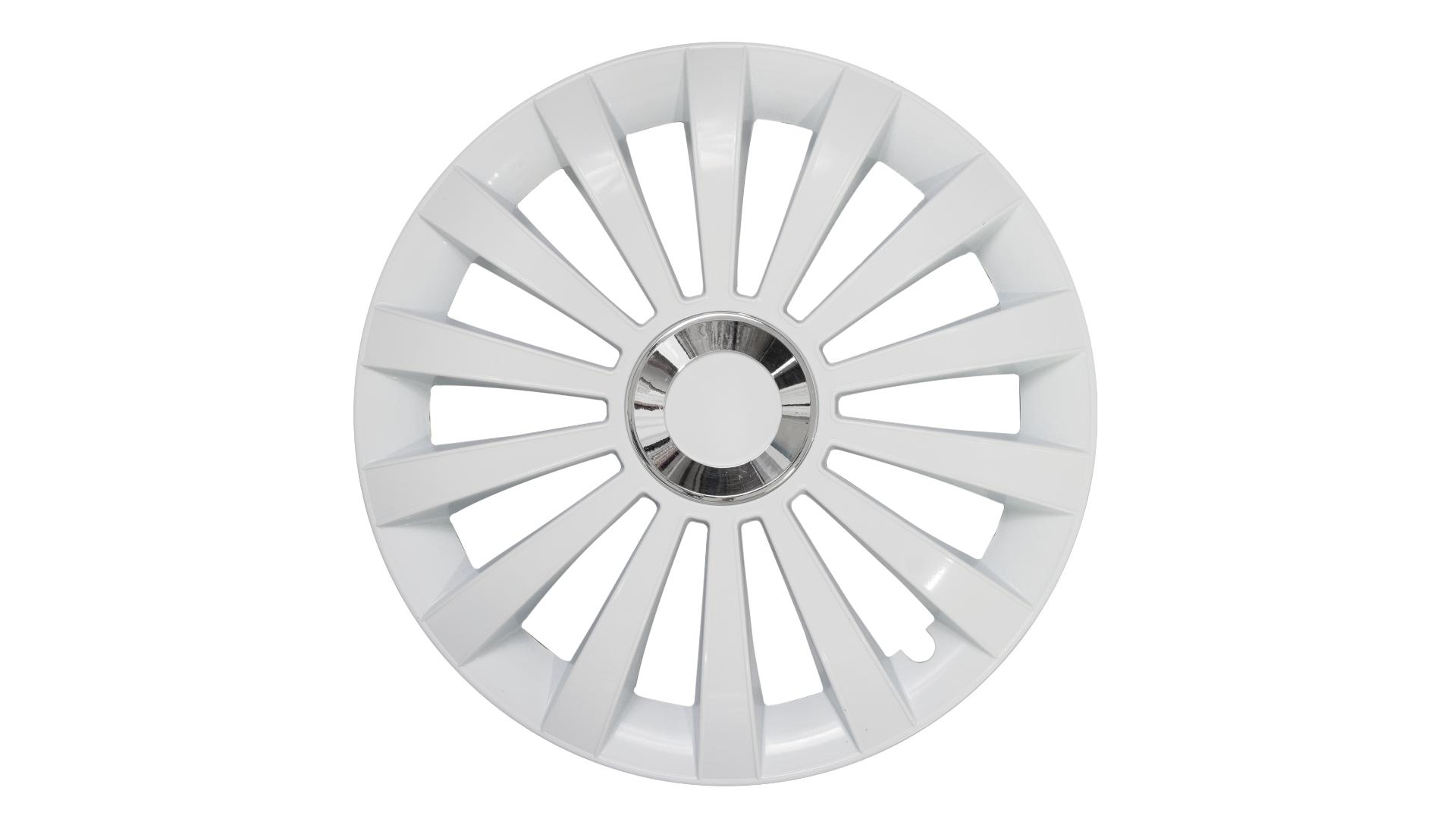 "Jestic 13"" MERIDIAN RING WHITE set 4ks"