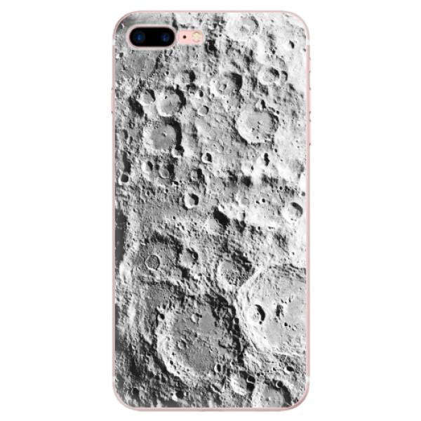 Odolné silikonové pouzdro iSaprio - Moon Surface - iPhone 7 Plus