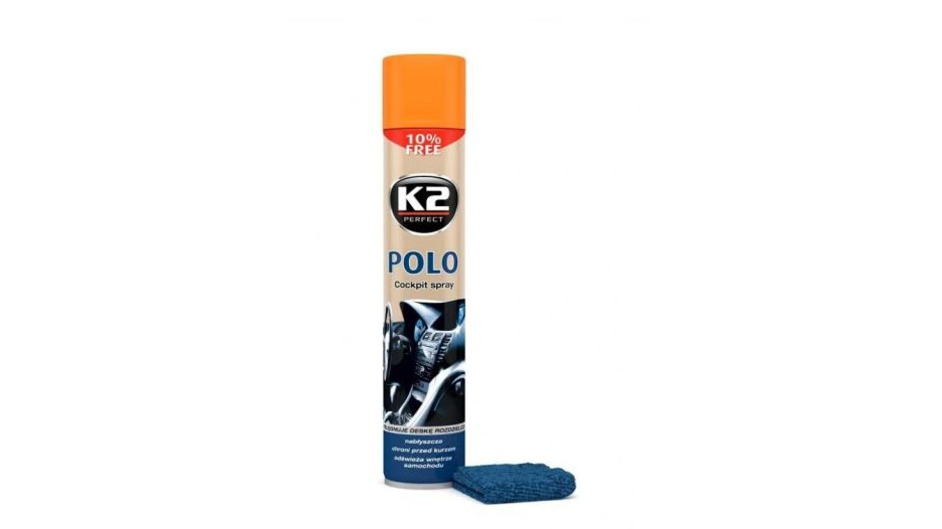 K2 Čistič palubní desky - Broskev 750ml