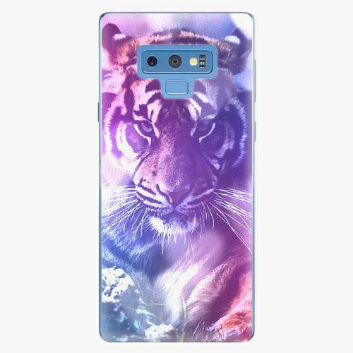 Plastový kryt iSaprio - Purple Tiger - Samsung Galaxy Note 9