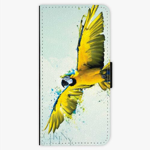 Flipové pouzdro iSaprio - Born to Fly - Nokia 5