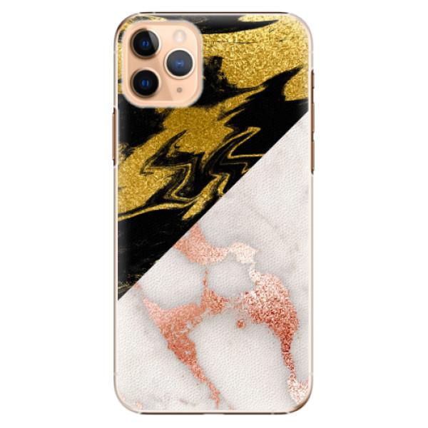 Plastové pouzdro iSaprio - Shining Marble - iPhone 11 Pro Max