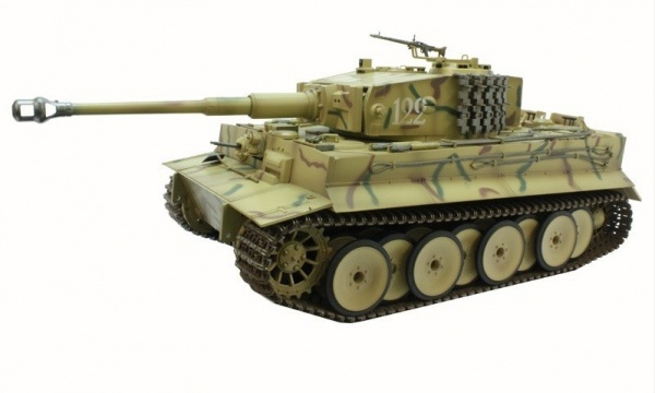 Torro Tiger 1 1:16, IR, 2,4 GHz