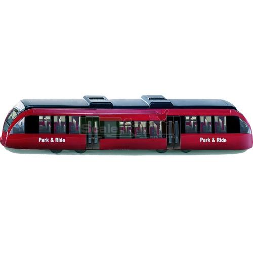 SIKU Vlak pro příměstskou dopravu kovový 1646