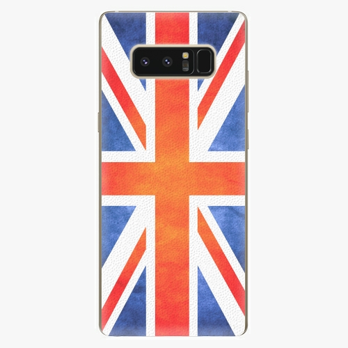 Plastový kryt iSaprio - UK Flag - Samsung Galaxy Note 8