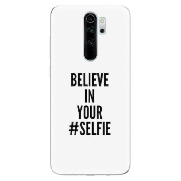 Odolné silikonové pouzdro iSaprio - Selfie - Xiaomi Redmi Note 8 Pro