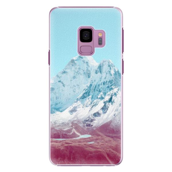 Plastové pouzdro iSaprio - Highest Mountains 01 - Samsung Galaxy S9
