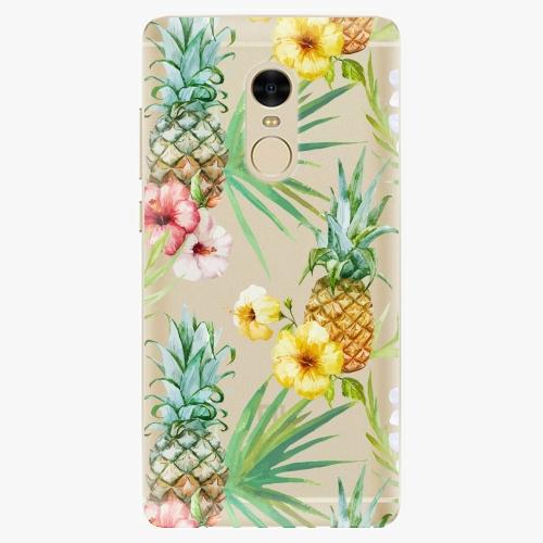 Plastový kryt iSaprio - Pineapple Pattern 02 - Xiaomi Redmi Note 4