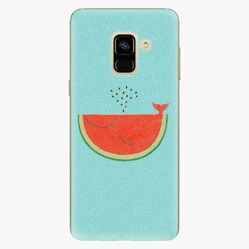 Plastový kryt iSaprio - Melon - Samsung Galaxy A8 2018