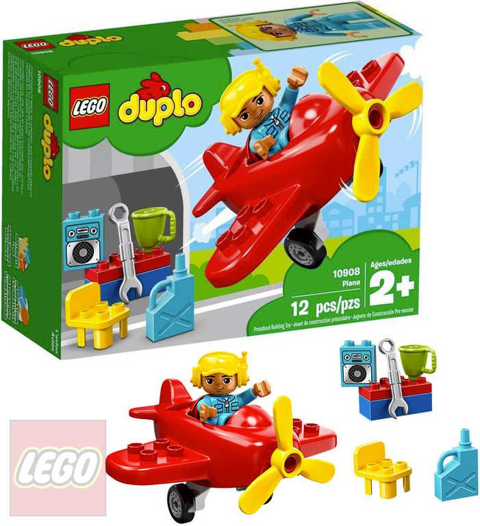 LEGO DUPLO Letadélko 10908