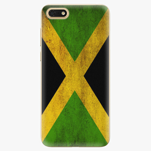 Plastový kryt iSaprio - Flag of Jamaica - Huawei Honor 7S