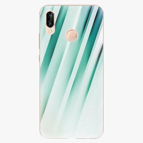 Plastový kryt iSaprio - Stripes of Glass - Huawei P20 Lite