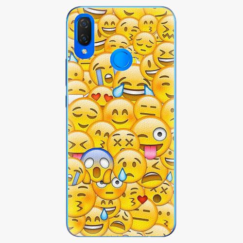 Plastový kryt iSaprio - Emoji - Huawei Nova 3i