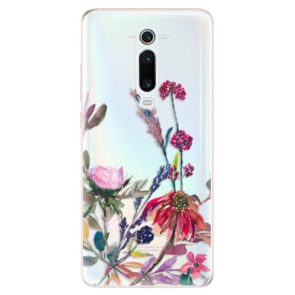 Odolné silikonové pouzdro iSaprio - Herbs 02 - Xiaomi Mi 9T Pro