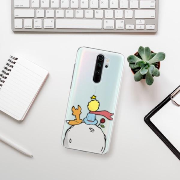 Plastové pouzdro iSaprio - Prince - Xiaomi Redmi Note 8 Pro