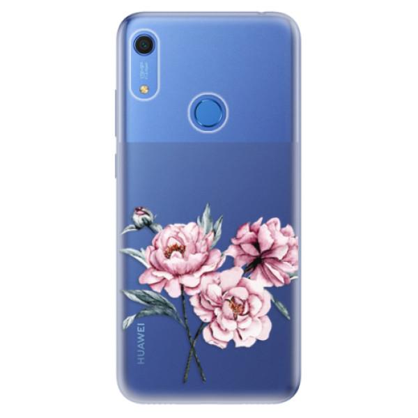 Odolné silikonové pouzdro iSaprio - Poeny - Huawei Y6s