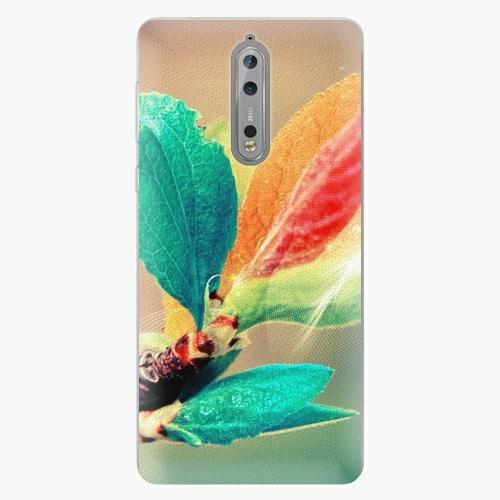 Plastový kryt iSaprio - Autumn 02 - Nokia 8