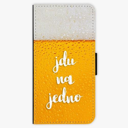 Flipové pouzdro iSaprio - Jdu na jedno - iPhone 7 Plus