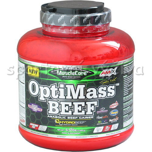 OptiMass BEEF with Hydrobeef