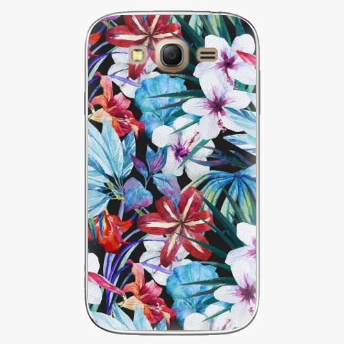 Plastový kryt iSaprio - Tropical Flowers 05 - Samsung Galaxy Grand Neo Plus