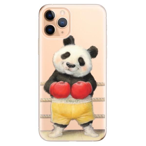 Odolné silikonové pouzdro iSaprio - Champ - iPhone 11 Pro
