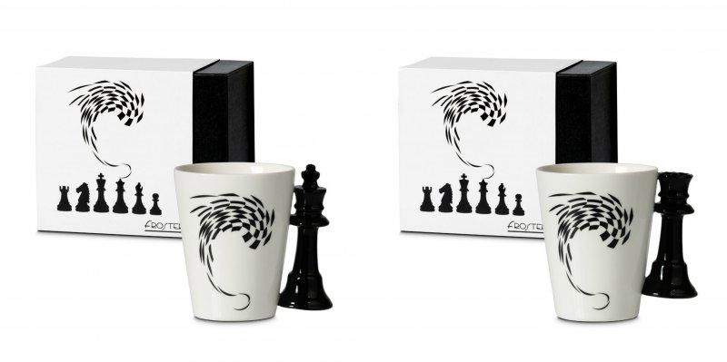 Šachový hrnek