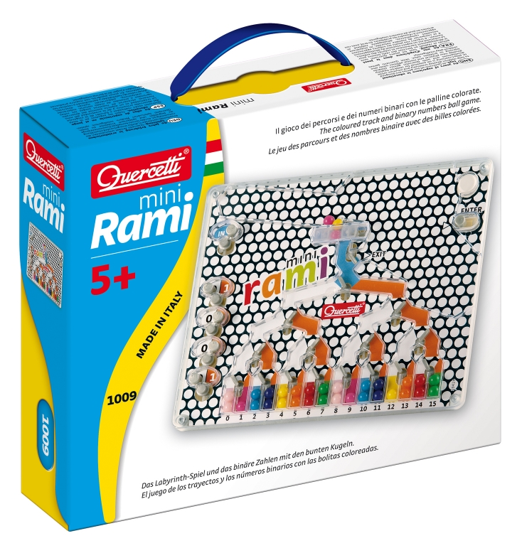 Quercetti Mini Rami 1009