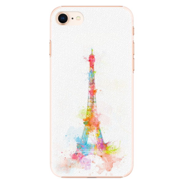 Plastové pouzdro iSaprio - Eiffel Tower - iPhone 8