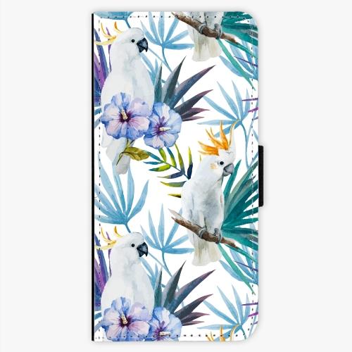 Flipové pouzdro iSaprio - Parrot Pattern 01 - Nokia 5