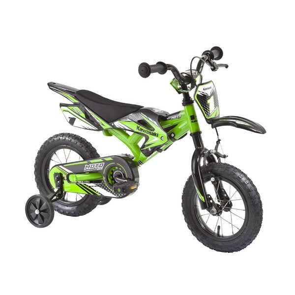 """INSPORTLINE Kolo 12"""" Kawasaki Moto"""