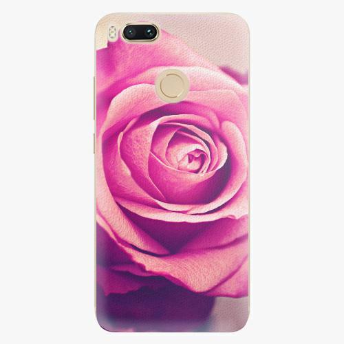 Plastový kryt iSaprio - Pink Rose - Xiaomi Mi A1