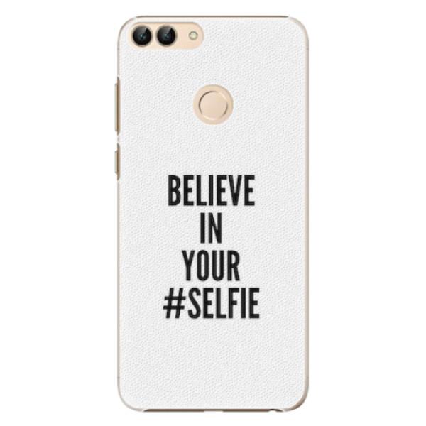 Plastové pouzdro iSaprio - Selfie - Huawei P Smart