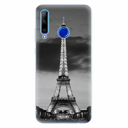Silikonové pouzdro iSaprio - Midnight in Paris - Huawei Honor 20 Lite