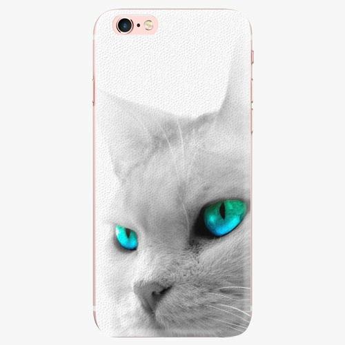 Silikonové pouzdro iSaprio - Cats Eyes - iPhone 7
