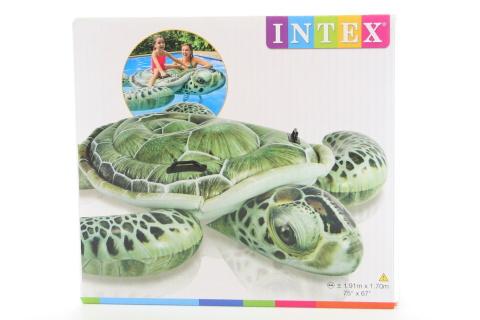 INTEX Vodní vozidlo želva 191 x 170 cm 57555