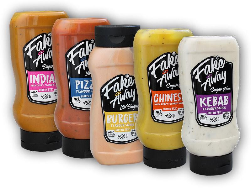 Fake a Way Sauce