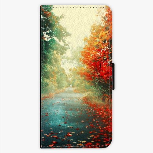 Flipové pouzdro iSaprio - Autumn 03 - Samsung Galaxy S7 Edge