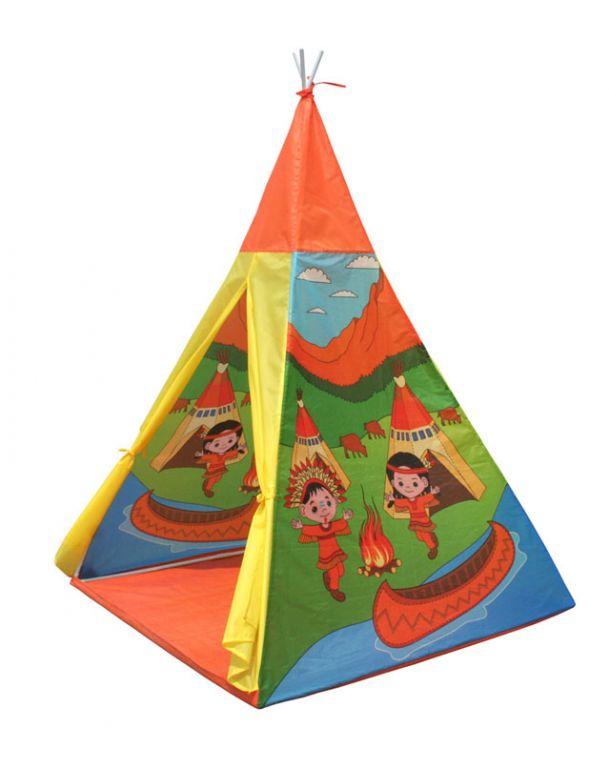 Dětský indiánský stan - teepee