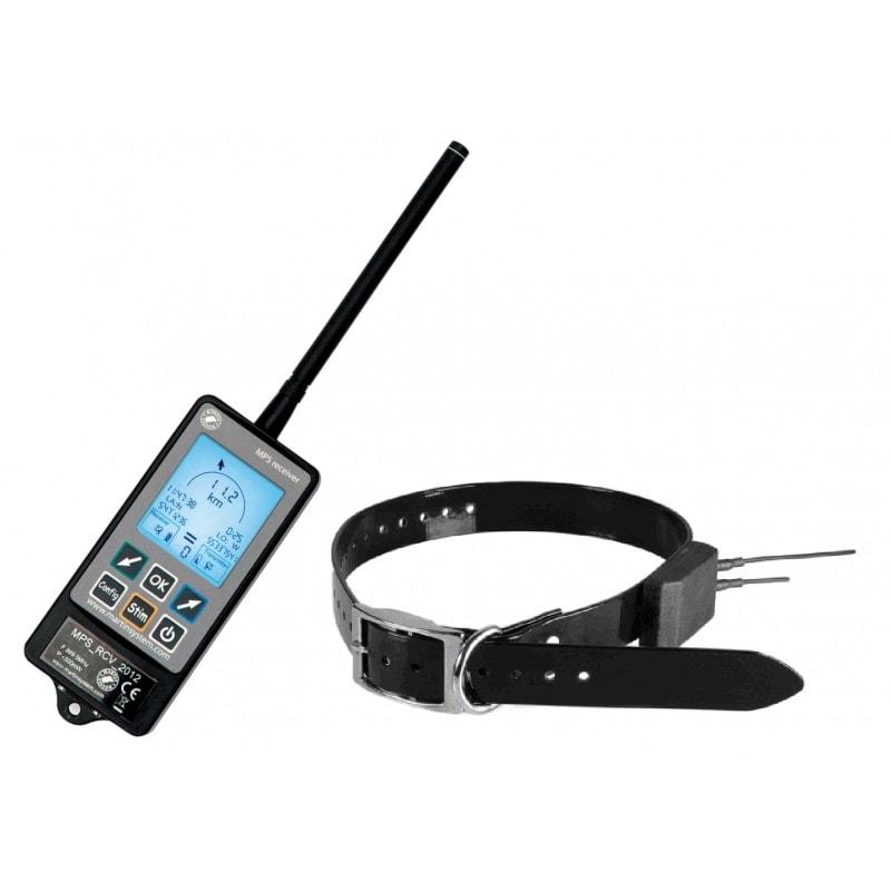 BAZAR - Martin System GPS obojek MPS Dog 2.0 - Zánovní