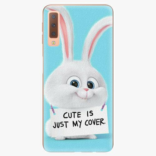Plastový kryt iSaprio - My Cover - Samsung Galaxy A7 (2018)