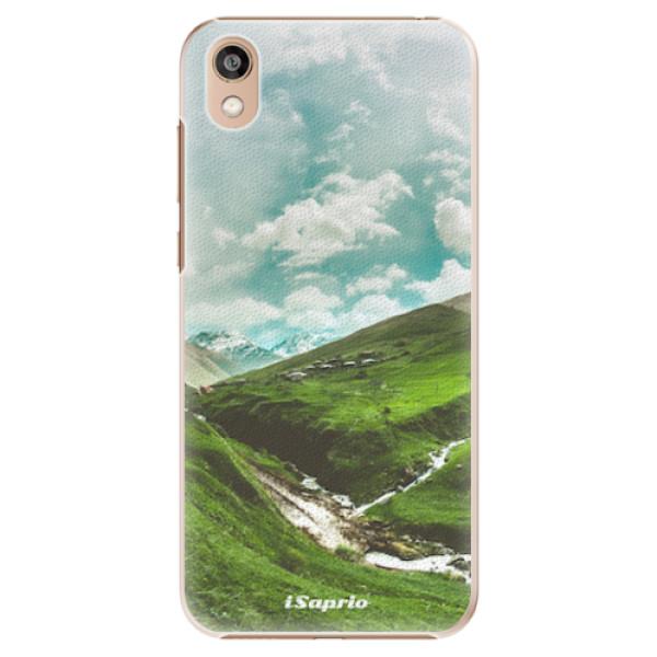 Plastové pouzdro iSaprio - Green Valley - Huawei Honor 8S