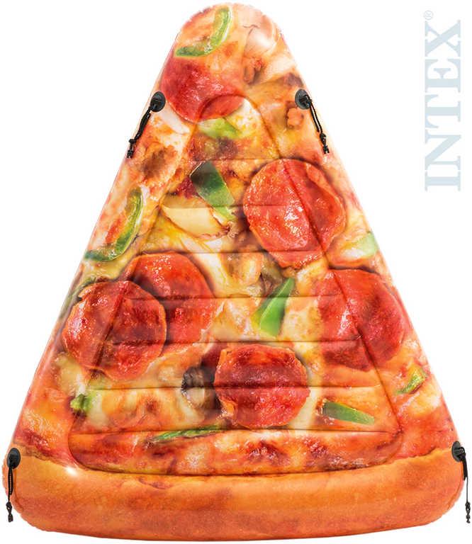 INTEX Lehátko pizza 175x145cm nafukovací matrace na vodu 58752