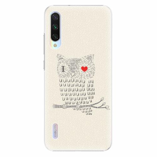 Plastový kryt iSaprio - I Love You 01 - Xiaomi Mi A3