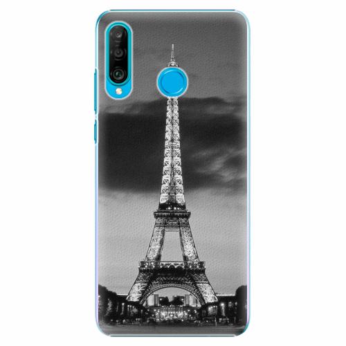Plastový kryt iSaprio - Midnight in Paris - Huawei P30 Lite