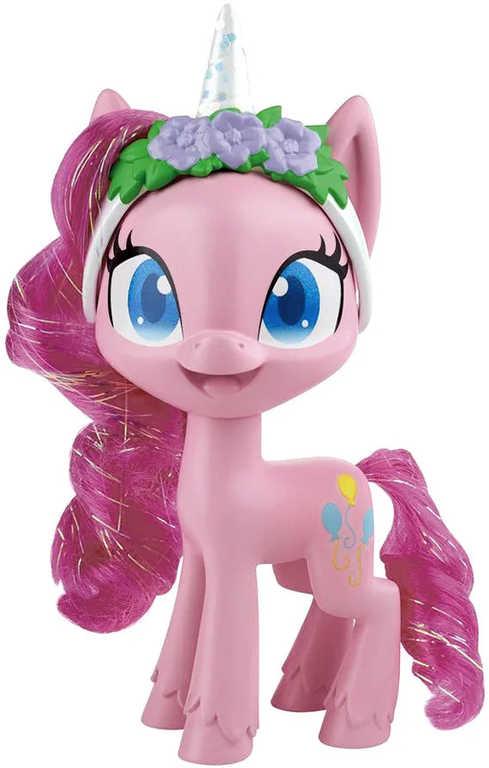 HASBRO MLP My Little Pony poník Pinkie Pie 12cm set s doplňky a překvapením