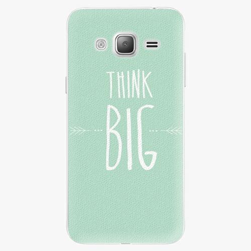 Plastový kryt iSaprio - Think Big - Samsung Galaxy J3 2016